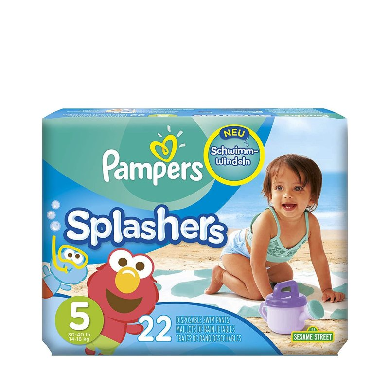 Pampers Swim Nappies