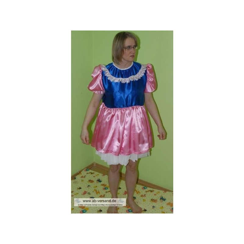 Prissilla Traumhaftes kurzes Sissy Baby  Kleid