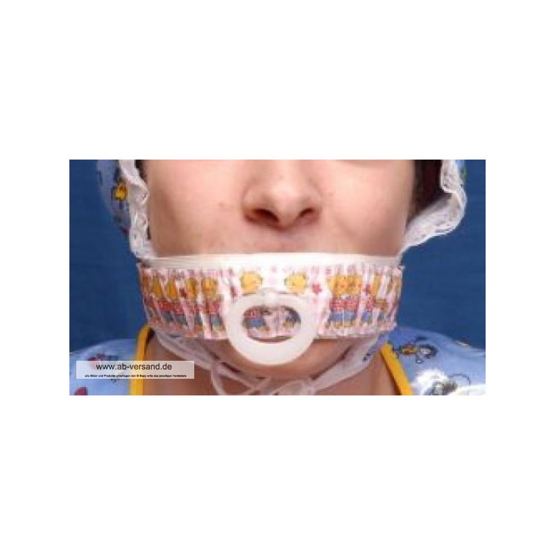 Pacifier mounting Ploppa for Adult Baby Ageplayer