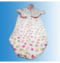 Delia romper sack with various options