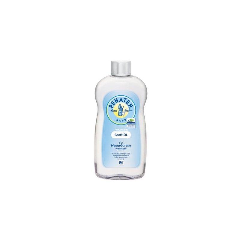 200ml Penaten Baby Sanft Öl Parfümfrei für Neugeborene allergenfrei