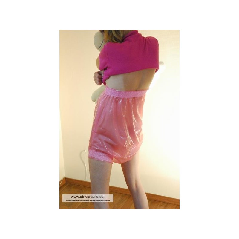 Mondo Windelhose Latex 08 ROSA XXXL
