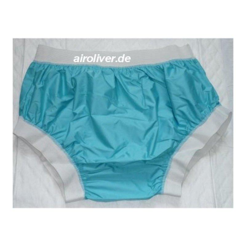 *2208 PU Schutzhose No.1007  blau