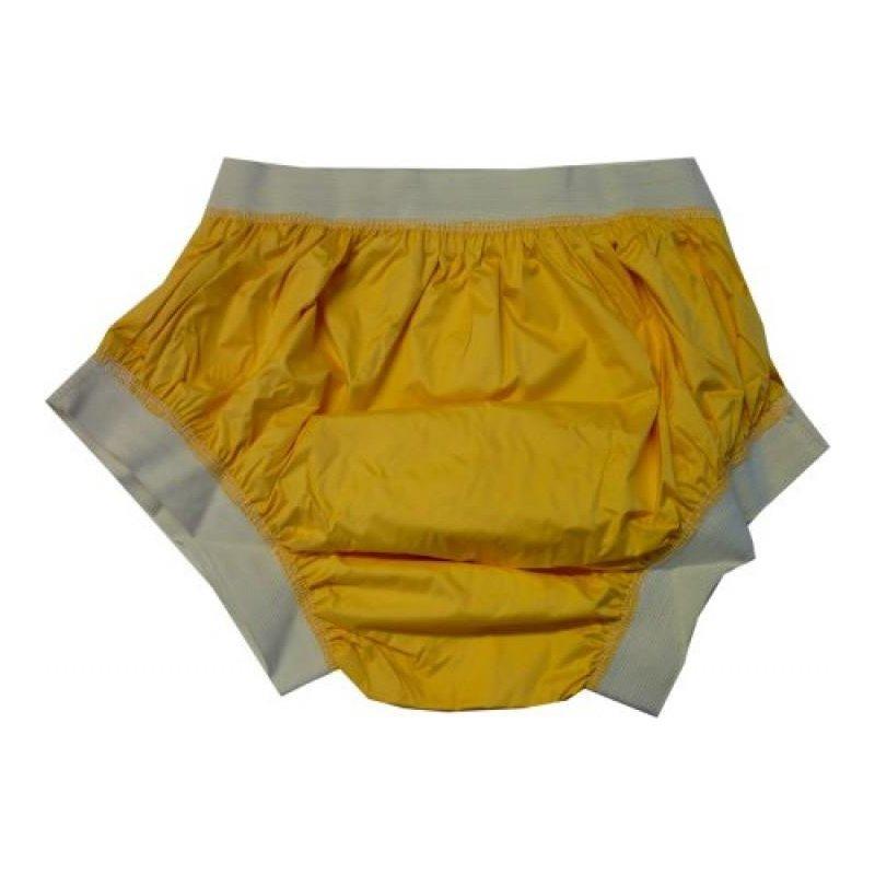 2208 PU Pants No.1007  yellow