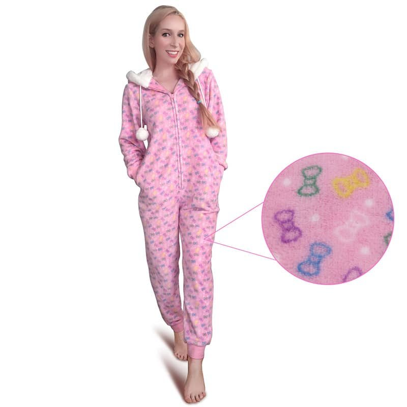 Snuggle Bows onepeace  Onesie