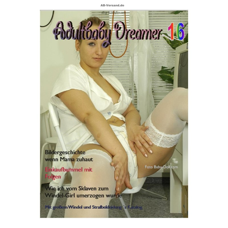 Adultbaby Dreamer Nr 16  als PDF zum Herunterladen