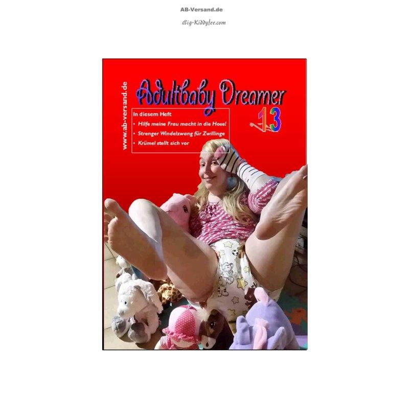 Adultbaby Dreamer Nr 13  als PDF zum Herunterladen