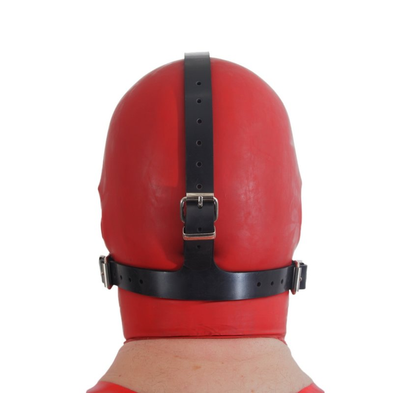 Schnuller Knebel Kopfgeschirr Option abschließbar