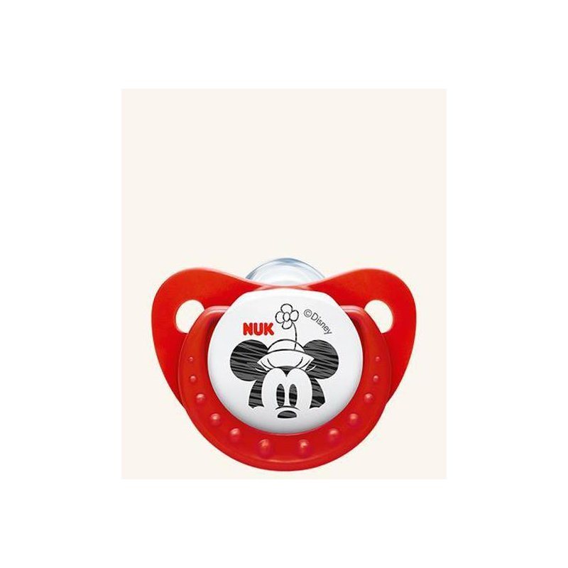 NUK 10225123 Disney Mickey Set, limitierte Edition, 3 NUK Produkte in