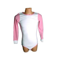 Shirt  Wickel Body 0982 mit langen Arm