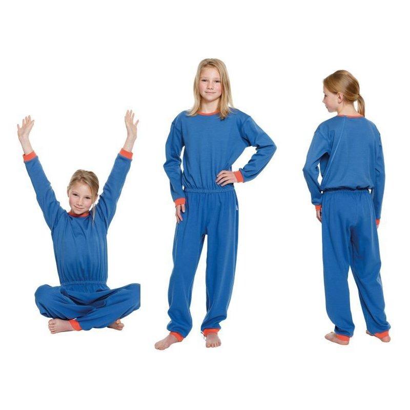 Suprima 4713 Pflegeoverall für Kinder  grösse