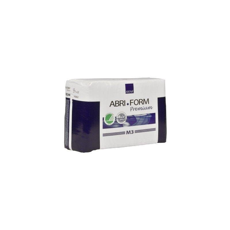 Abri Form Premium M3 EXTRA medium ,Slip,weiss ,...