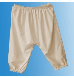 Medical protection-pants AB-630 Latex 0,25 white XXL